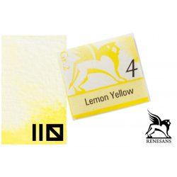 Renesans akvarell szilke 1.5ml, Lemon Yelolw