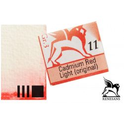 Renesans akvarell szilke 1.5ml, Cadmium Red Light