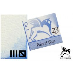 Renesans akvarell szilke 1.5ml, Poland Blue