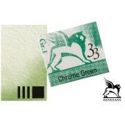 Renesans akvarell szilke 1.5ml, Chrome Green