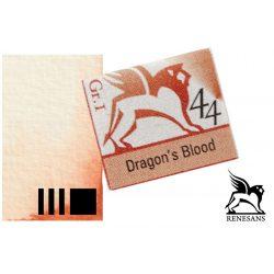 Renesans akvarell szilke 1.5ml, Dragon's Blood