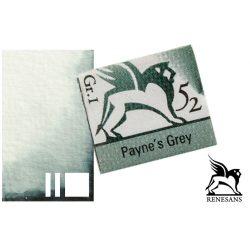 Renesans akvarell szilke 1.5ml, Payne's Gray