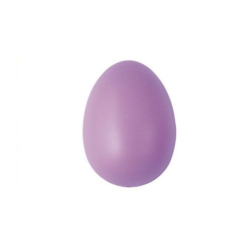 Műanyag tojás, 6 cm, lila