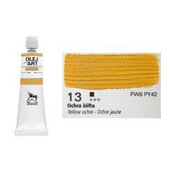 Renesans olajfesték 60ml, yellow ochre - okkersárga 13
