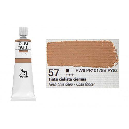 Renesans olajfesték 60ml, flesh tinte deep - sötét testszín 57
