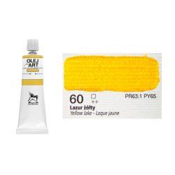 Renesans olajfesték 60ml, yellow lake 60