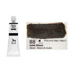 Renesans olajfesték 60ml, bitume - bitumen 88