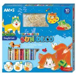 Üvegmatrica készlet 10x10,5ml  cica+kutya