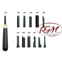 Linómetsző kés RGM - 301