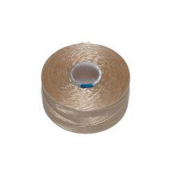 S-lon cérna AA, beige, cca. 65m