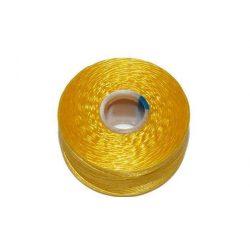 S-lon cérna AA, aranysárga, cca. 65m