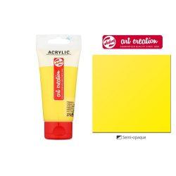 Talens Art Creation akrilfesték 75ml - keverősárga 275 (Primary Yellow)