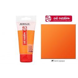 Talens Art Creation akrilfesték 75ml - azo narancssárga 276 (Azo Orange)