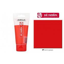 Talens Art Creation akrilfesték 75ml - naftol piros világos 396 (Naphtol Red medium)