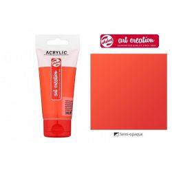Talens Art Creation akrilfesték 75ml - naftol piros 398 (Naphtol Red light)