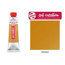 Talens Art Creation olajfesték 40ml - okkersárga 227 (Yellow Ochre)