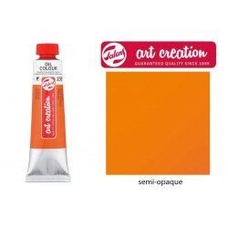 Talens Art Creation olajfesték 40ml - narancssárga 235 (Orange)