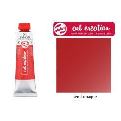 Talens Art Creation olajfesték 40ml - skarlátvörös 334 (Scarlet)