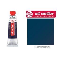 Talens Art Creation olajfesték 40ml - poroszkék 508 (Prussian Blue)