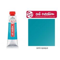 Talens Art Creation olajfesték 40ml - phthalo türkizkék 565 (Phthalo Turquoise Blue)