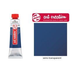 Talens Art Creation olajfesték 40ml - phthalo kék 570 (Phthalo Blue)