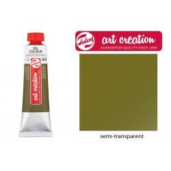 Talens Art Creation olajfesték 40ml - olívazöld 620 (Olive Green)