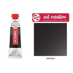 Talens Art Creation olajfesték 40ml - koromfekete 702 (Lamp Black)