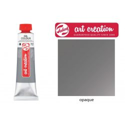 Talens Art Creation olajfesték 40ml - hidegszürke 717 (Cold Grey)