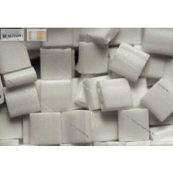 Miyuki TILA gyöngy, matt telt fehér, 30 db
