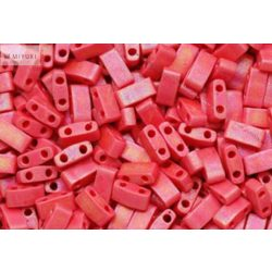 Miyuki Fél Tila, matt telt piros, 60 db