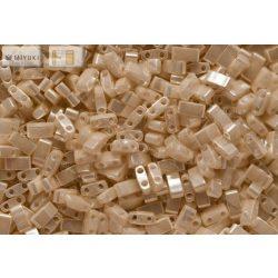 Miyuki Fél Tila, ceylon antik elefántcsont  gyöngyház, 60 db