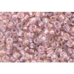 Japán kásagyöngy TOHO 6/0, rosaline, 10g