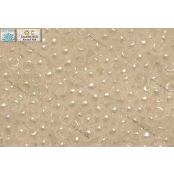 Japán kásagyöngy TOHO 11/0, ceylon hófehér , 10g