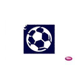 Tytoo testfestő minta sablon 5x5 cm OL-11 Foci labda