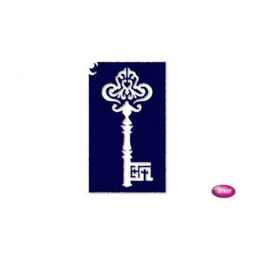 Tytoo testfestő minta sablon 5x8cm tA-011 Kulcs