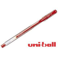 Uni Ball, zselés toll, piros 0,5mm