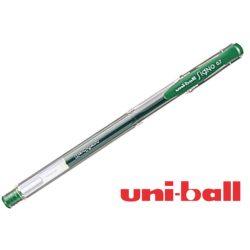 Uni Ball, zselés toll, zöld 0,7mm