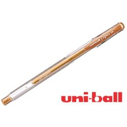 Uni Ball, zselés toll, bronz 0,7mm