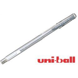 Uni Ball, zselés toll, ezüst 0,7mm