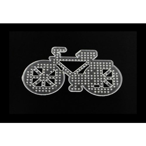 Alaplap vasalható gyöngyhöz, kerékpár