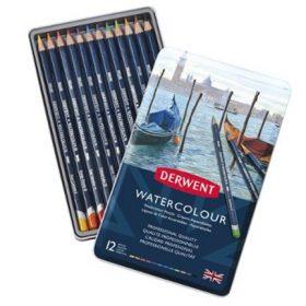 Derwent akvarell ceruza készletek