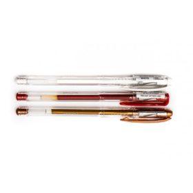 Zselés tollak